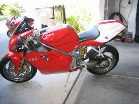 Ducati 996 - 996 R, 99 kW