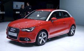 Audi A1 (8X) - S1 2.0 TFSI, 170 kW