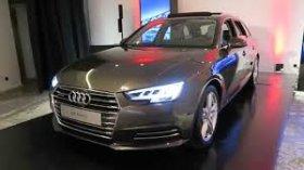 Audi A4 (B9) - 3.0 TDI CR, 160 kW