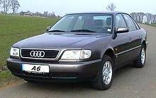 Audi A6 (C4) - 2.8i V6, 128 kW