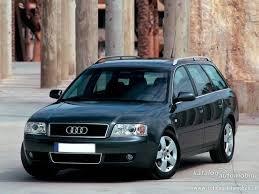 Audi A6 (C5) - 2.5 TDI, 120 kW