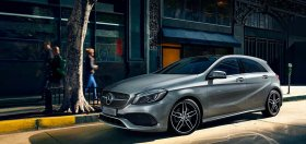 Mercedes-Benz A - 170, 85 kW