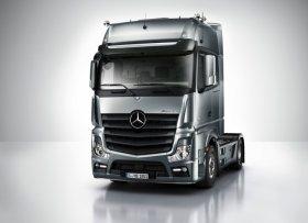 Mercedes-Benz Actros - 1835, 260 kW