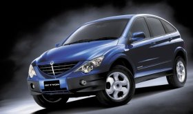 SsangYong Actyon - 2.3i 230, 110 kW