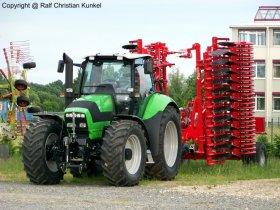 Deutz Fahr Agrotron M - 600, 121 kW