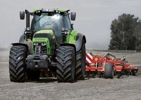 Deutz Fahr Agrotron TTV - 1145, 143 kW