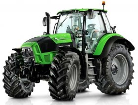 Deutz Fahr Agrotron - 110, 81 kW
