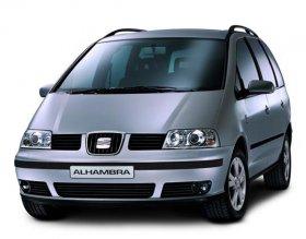 Seat Alhambra - 2.0 TDI-CR, 103 kW
