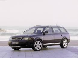 Audi Allroad (C5) - 2.7 Biturbo, 184 kW