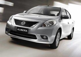 Nissan Almera - 1.9 dCi, 88 kW