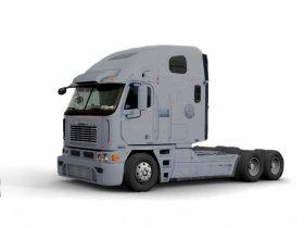 FreightLiner Argosy - ISX 500 6x4, 354 kW