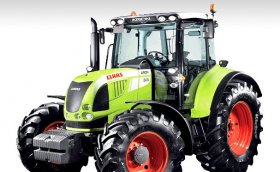Claas Arion - 540, 135 kW