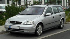 Opel Astra G - 1.6i, 62 kW