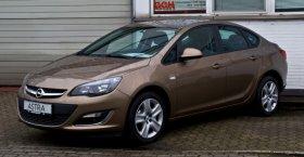 Opel Astra J - 1.6 Turbo ECOTEC, 147 kW