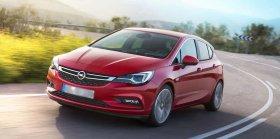 Opel Astra K - 1.6 CDTi BiTurbo, 118 kW