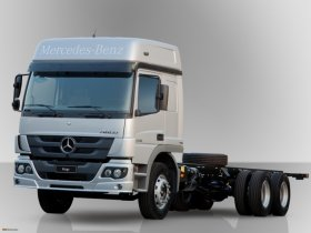 Mercedes-Benz Atego - 923, 170 kW