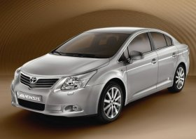 Toyota Avensis - 2.0 D-4D, 93 kW