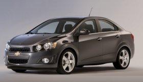 Chevrolet Aveo - 1.3i, 70 kW