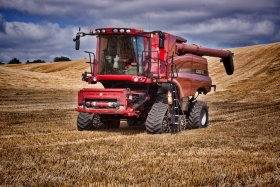 Case IH Axial Flow - AFX 8010, 303 kW