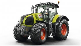 Claas Axion - 850, 233 kW