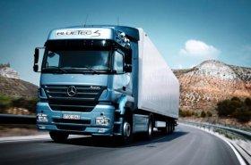 Mercedes-Benz Axor - 2535, 260 kW