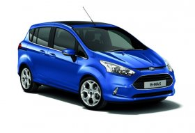 Ford B-Max - 1.0 EcoBoost, 88 kW
