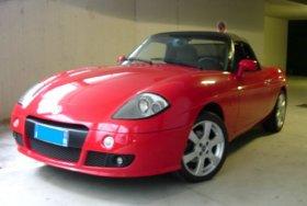 Fiat Barcheta - 1.8i, 96 kW
