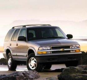 Chevrolet blazer - 4.3i, 142 kW