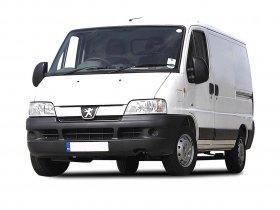 Peugeot Boxer II - 2.2 HDI, 74 kW
