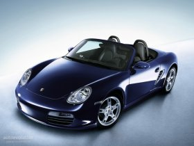 Porsche Boxster-987 - 2.7i, 180 kW