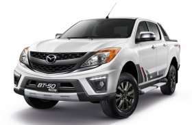 Mazda BT-50 - 3.0 MZR-CD, 115 kW