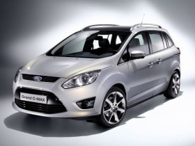 Ford C-Max - 2.0 TdCi, 120 kW