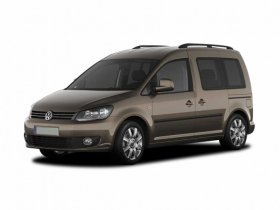 Volkswagen Caddy - 1.6i, 55 kW