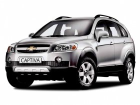 Chevrolet Captiva - 2.0 CDTi, 110 kW