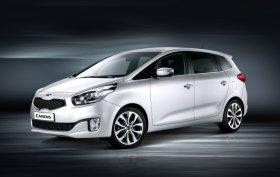 Kia Carens - 1.7 CRDi, 100 kW