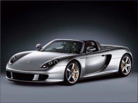 Porsche Carrera-GT - 5.7i, 450 kW