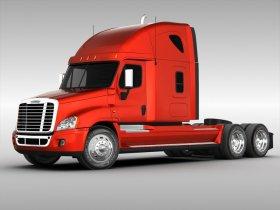FreightLiner Cascadia - DD13 12.8L, 350 kW