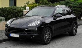 Porsche Cayenne - 4.8 Turbo Facelift, 368 kW