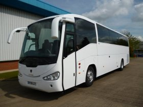 Scania Century Irizar - Reisebuses, 250 kW