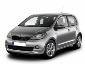 Škoda Citigo - 1.0 12V MPI, 55 kW