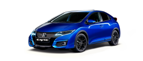 Honda Civic - 1.7 CDTi, 74 kW