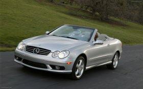 Mercedes-Benz CLK - 220 CDI, 110 kW