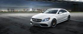 Mercedes-Benz CLS - 55 AMG, 350 kW
