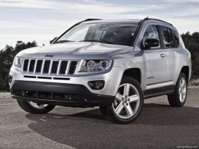 Jeep Compass - 1.6 Multijet, 88 kW