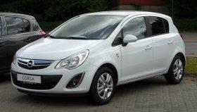 Opel Corsa - 1.2i, 48 kW