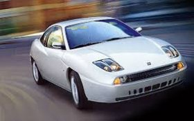 Fiat Coupe - 2.0 T, 140 kW