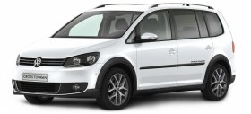 Volkswagen Cross Touran - 1.4 TSI, 103 kW