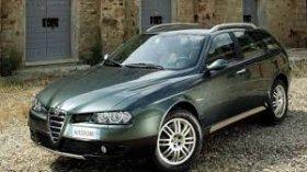 Alfa Romeo Crosswagon Q4 - 1.9 JTD, 110 kW