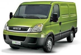 Iveco Daily - 3.0 HPT, 107 kW