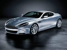 Aston Martin DBS - 5.9 V12, 380 kW